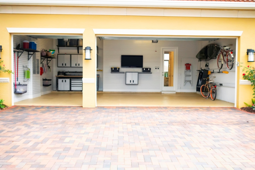 Garage Renovation Ideas